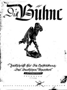 Die Bühne. Jg. 2, 1936, H. 24