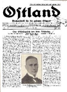 Ostland : Wochenschrift für die gesamte Ostmark, Jg. 11, 1930, Nr 26.