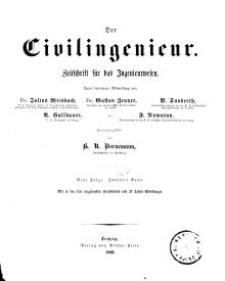 Der Civilingenieur : Zeitschrift für das Ingenieurwesen, 1866, Bd. 12.
