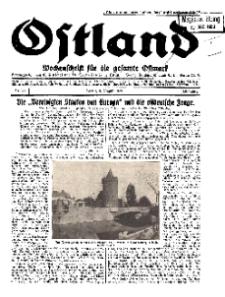 Ostland : Wochenschrift für die gesamte Ostmark, Jg. 10, 1929, Nr 32.
