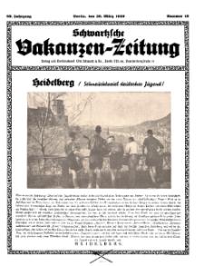 Schwartzsche Vokanzen-Zeitung, Jg. 69, 1939, Nr 13