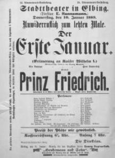 Der Erste Januar - Georg Hantel