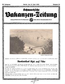 Schwartzsche Vokanzen-Zeitung, Jg. 69, 1939, Nr 24