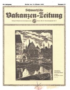Schwartzsche Vokanzen-Zeitung, Jg. 69, 1939, Nr 41