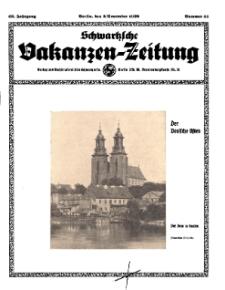Schwartzsche Vokanzen-Zeitung, Jg. 69, 1939, Nr 44