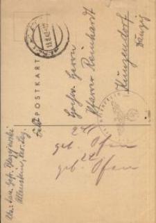 Pocztówka z 1942 r.