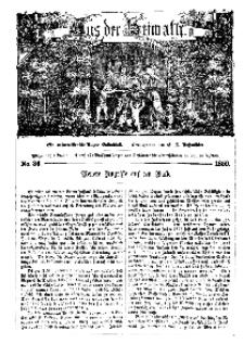 Aus der Heimath. Ein naturwissenschaftliches Volksblatt, 1859, No. 36.