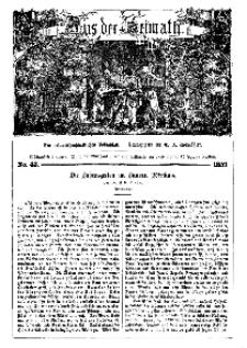 Aus der Heimath. Ein naturwissenschaftliches Volksblatt, 1859, No. 43.