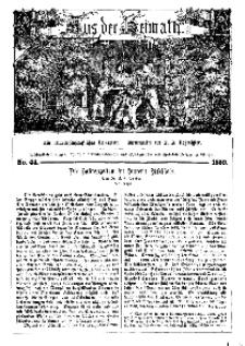 Aus der Heimath. Ein naturwissenschaftliches Volksblatt, 1859, No. 44.