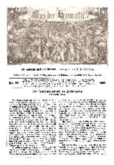 Aus der Heimath. Ein naturwissenschaftliches Volksblatt, 1861, No. 34.