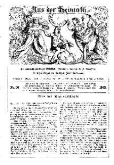 Aus der Heimath. Ein naturwissenschaftliches Volksblatt, 1862, No. 50.