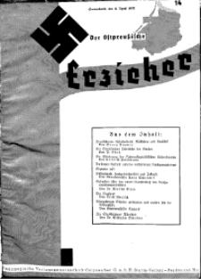 Der Ostpreussische Erzieher : das Schullandheim , 1935, H. 14.