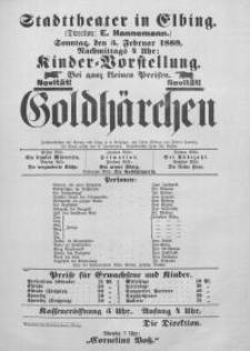 Goldhärchen - Robert Hartwig
