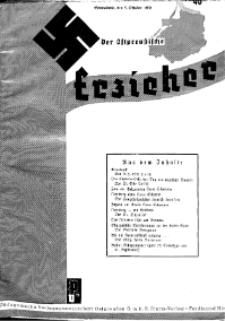 Der Ostpreussische Erzieher : das Schullandheim , 1935, H. 40.