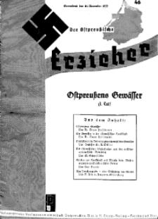 Der Ostpreussische Erzieher : das Schullandheim , 1935, H. 46.