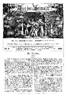 Aus der Heimath. Ein naturwissenschaftliches Volksblatt, 1860, No. 4.