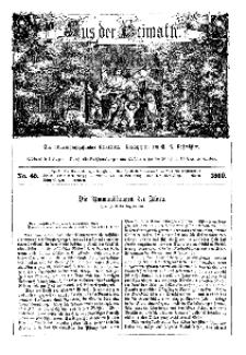 Aus der Heimath. Ein naturwissenschaftliches Volksblatt, 1860, No. 45.
