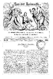 Aus der Heimath. Ein naturwissenschaftliches Volksblatt, 1863, No. 34.