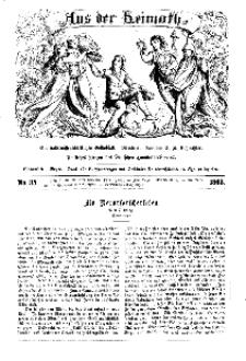 Aus der Heimath. Ein naturwissenschaftliches Volksblatt, 1863, No. 35.