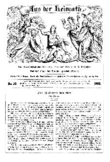 Aus der Heimath. Ein naturwissenschaftliches Volksblatt, 1863, No. 50.