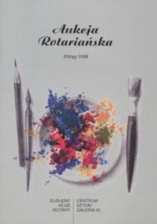 Aukcja Rotariańska - katalog, 1998