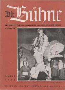 Die Bühne. Jg. [4], 1938, H. 2