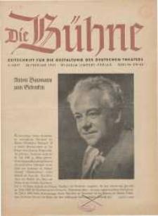 Die Bühne. Jg. [7], 1941, H. 4