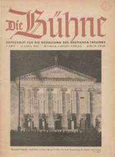 Die Bühne. Jg. [7], 1941, H. 7