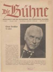 Die Bühne. Jg. [7], 1941, H. 9