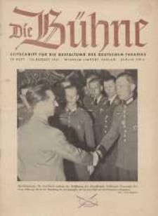 Die Bühne. Jg. [7], 1941, H. 15