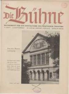 Die Bühne. Jg. [7], 1941, H. 17