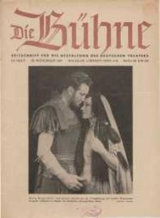 Die Bühne. Jg. [7], 1941, H. 22