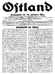 Ostland : Wochenschrift für den gesamten Osten, Jg. 15, 1934, Nr 26.