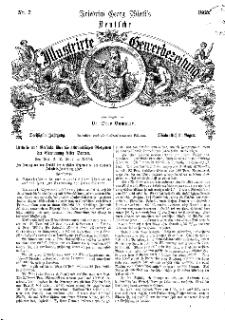 Deutsche Illustrirte Gewerbezeitung, 1865. Jahrg. XXX, nr 7.