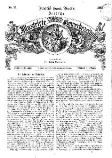 Deutsche Illustrirte Gewerbezeitung, 1865. Jahrg. XXX, nr 17.