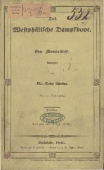 Das Westphälische Dampfboot : eine Monatsschrift, 2. Jg. 1846, [H. 12].