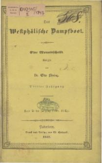 Das Westphälische Dampfboot : eine Monatsschrift, 3. Jg. 1847, [H. 3].