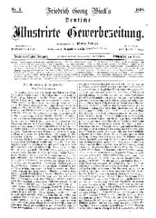 Deutsche Illustrirte Gewerbezeitung, 1868. Jahrg. XXXIII, nr 8.