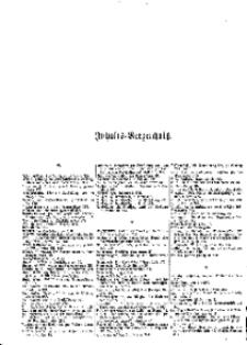 Deutsche Illustrirte Gewerbezeitung. Jahrg. XXXVI. (Inhalts-Verzeichniß)