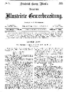 Deutsche Illustrirte Gewerbezeitung, 1871. Jahrg. XXXVI, nr 7.