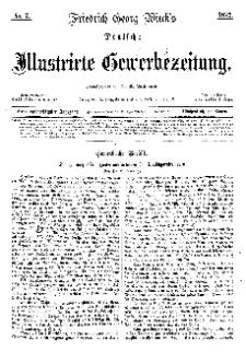 Deutsche Illustrirte Gewerbezeitung, 1872. Jahrg. XXXVII, nr 7.