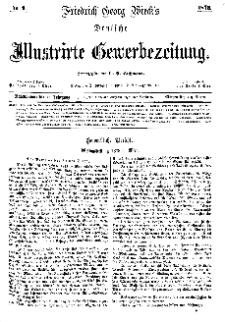Deutsche Illustrirte Gewerbezeitung, 1872. Jahrg. XXXVII, nr 9.