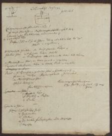 Zapiski rękopiśmienne