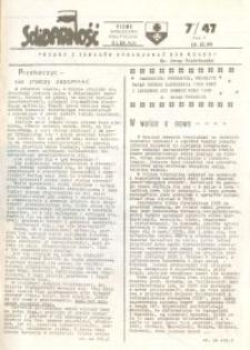 Solidarność nr 7/47/1989