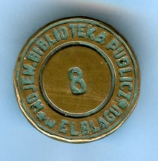 Referentka do plombowania drzwi - nr 8