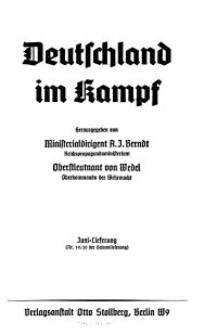 Deutschland im Kampf, 1940, Nr 19/20.