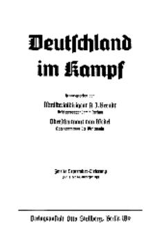 Deutschland im Kampf, 1939, Nr 2.