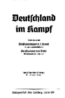 Deutschland im Kampf, 1939, Nr 6.