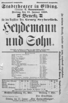 Heydemann und Sohn - Hugo Müller , Emil Pohl