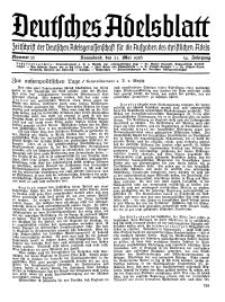 Deutsches Adelsblatt, Nr. 22, 54 Jahrg., 23 Mai 1936